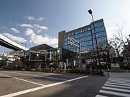 大阪府大阪市中央区近辺の画像