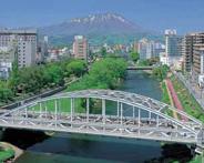 岩手県盛岡市近辺の画像