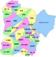 神奈川県横浜市西区近辺の画像