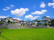 奈良県奈良市西登美ヶ丘近辺の画像