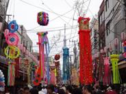 東京都台東区北上野近辺の画像
