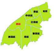 新潟県新潟市西区近辺の画像