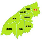新潟県新潟市北区近辺の画像