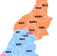 新潟県加茂市近辺の画像