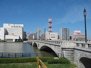 新潟県新潟市中央区近辺の画像