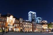 東京都中央区八重洲近辺の画像