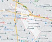 東京都世田谷区上北沢近辺の画像