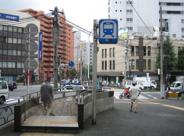 江戸川橋近辺の画像