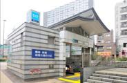 新大塚近辺の画像