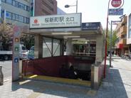 桜新町近辺の画像