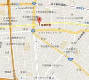 新栄町近辺の画像