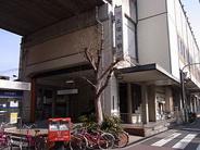 北田辺近辺の画像