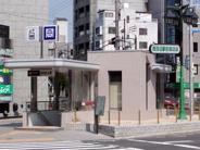 西田辺近辺の画像