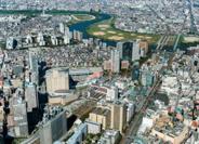 京急川崎近辺の画像