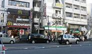 早稲田近辺の画像