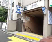 曙橋近辺の画像