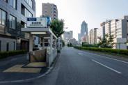 新富町近辺の画像