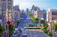 上北沢近辺の画像