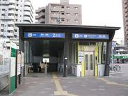 茶屋ヶ坂近辺の画像