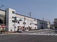 新杉田近辺の画像