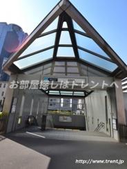 西新宿近辺の画像