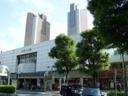 武蔵小杉近辺の画像