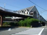 大阪教育大前近辺の画像