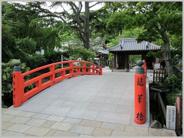 須磨寺近辺の画像