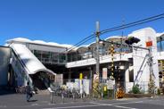 鹿島田近辺の画像