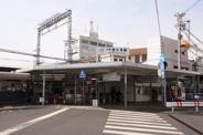 大和西大寺近辺の画像