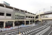 京急蒲田近辺の画像