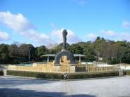 緑地公園近辺の画像