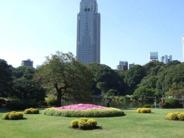 新宿御苑前近辺の画像