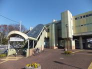 スポーツセンター近辺の画像
