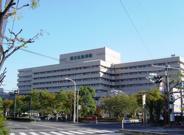 県病院前近辺の画像