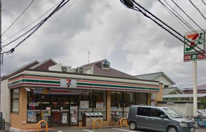 セブンイレブン 京成大久保店の画像1