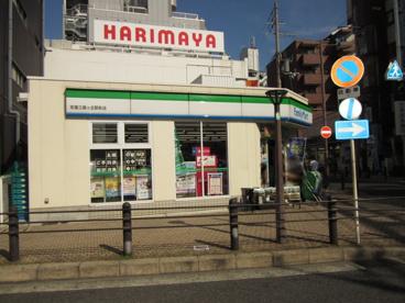 ファミリーマート京屋三国ヶ丘駅の画像1