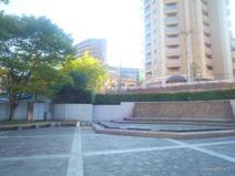 湯本台広場