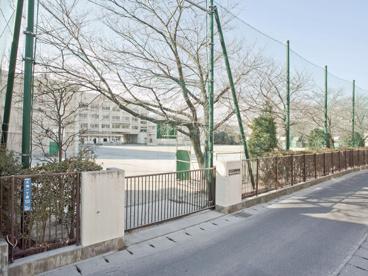 川崎市立西高津中学校の画像1