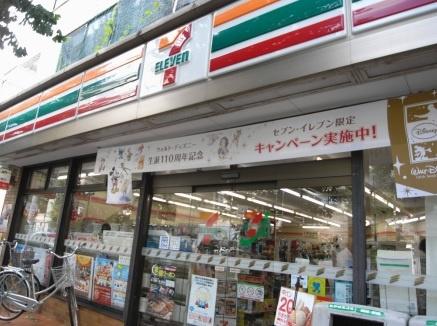 セブンイレブン 文京動坂上店の画像