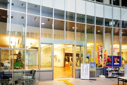 台東区立中央図書館の画像