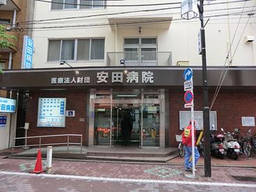 医療法人社団叡宥会安田病院の画像1