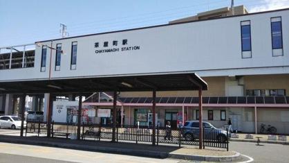 茶屋町駅の画像1