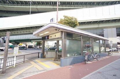 大阪メトロ谷町線「平野」駅の画像1