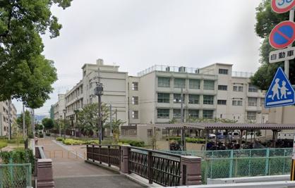 大阪市立 長原小学校の画像1