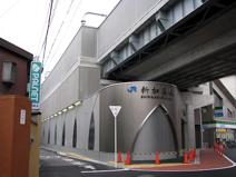JRおおさか東線「新加美」駅