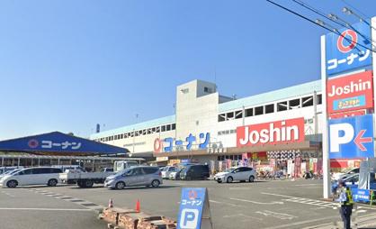 コーナン平野瓜破店・ジョーシン平野うりわり店の画像1