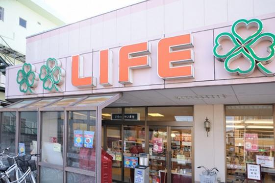 ライフ 西新井店の画像