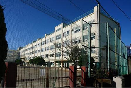 江北中学校の画像