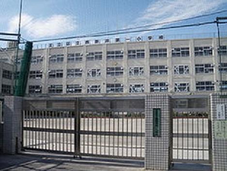 足立区立 西新井第一小学校の画像